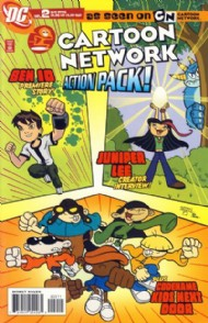 Cartoon Network Action Pack 2006 - 2012 #2