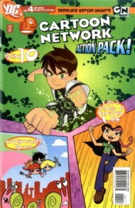 Cartoon Network Action Pack 2006 - 2012 #4