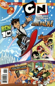 Cartoon Network Action Pack 2006 - 2012 #6