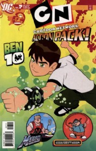 Cartoon Network Action Pack 2006 - 2012 #7