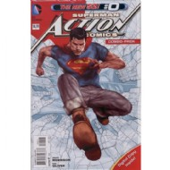 Action Comics (2nd Series) 2011 - 2015