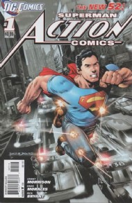Action Comics (2nd Series) 2011 - 2015 #1