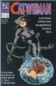 Catwoman 1989 #1