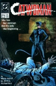 Catwoman 1989 #2