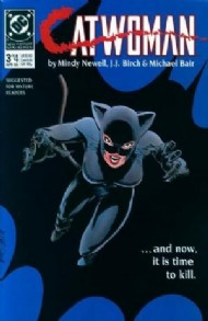 Catwoman 1989 #3