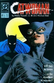 Catwoman 1989 #4