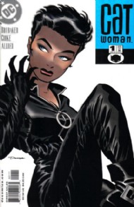 Catwoman (3rd Series) 2002 - 2010 #1