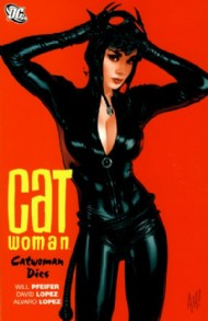 Catwoman (3rd Series): Catwoman Dies 2008