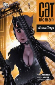 Catwoman (3rd Series): Crime Pays 2008