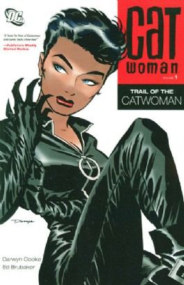 Catwoman (3rd Series): Trail of the Catwoman #1
