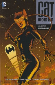 Catwoman (3rd Series): Under Pressure 2014 #3