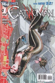 Catwoman (4th Series) 2012 - 2015 #1