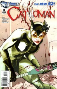 Catwoman (4th Series) 2012 - 2015 #3