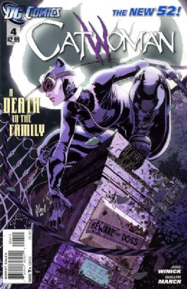 Catwoman (4th Series) #4