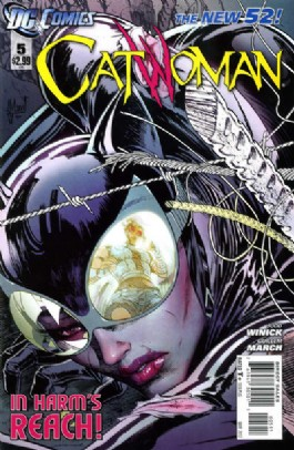 Catwoman (4th Series) #5