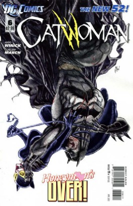 Catwoman (4th Series) #6