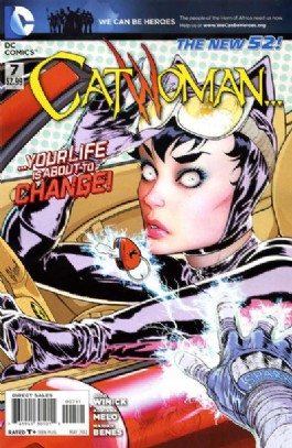 Catwoman (4th Series) #7