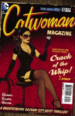 Catwoman (4th Series) #32