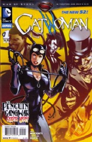 Catwoman (4th Series) Annual 2013 #1