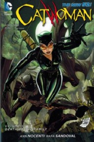 Catwoman (4th Series): Death of the Family 2013 #3