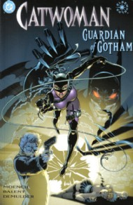 Catwoman: Guardian of Gotham 1999 #2