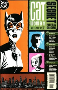 Catwoman: Secret Files and Origins 2002 #1