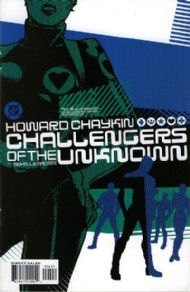 Challengers of the Unknown 1958 - 1978 #4