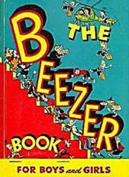 The Beezer Book #1958