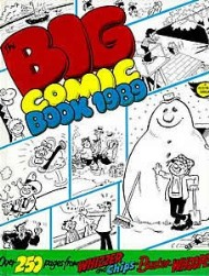 The Big Comic Book  #1989