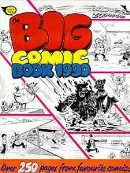The Big Comic Book  #1990