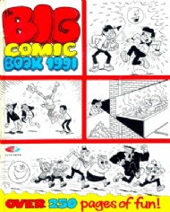 The Big Comic Book  #1991