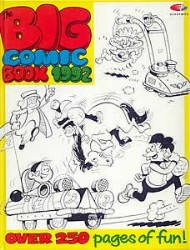 The Big Comic Book  #1992