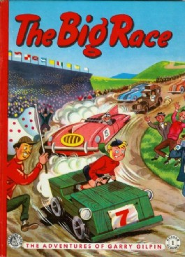 The Big Race (the Adventures of Gary Gilpin) #1960