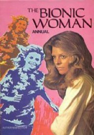 The Bionic Woman Annual  #1978
