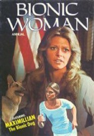 The Bionic Woman Annual  #1979