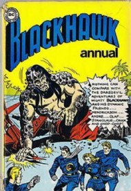 The Blackhawk Annual  #1967