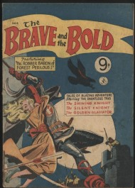 The Brave and the Bold 1956 - 1958 #6