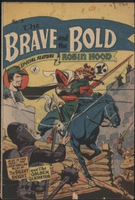 The Brave and the Bold 1956 - 1958 #9