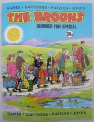 The Broons Summer Fun Special 1982 #1982