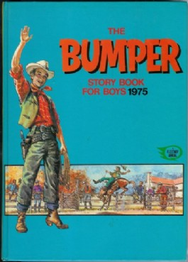 The Bumper Story Book for Boys #1975