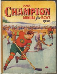 The Champion Annual for Boys  #1952