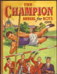 The Champion Annual for Boys  #1955