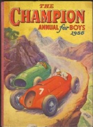 The Champion Annual for Boys  #1956