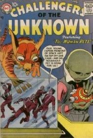 Challengers of the Unknown (Series 2) 1991 #1