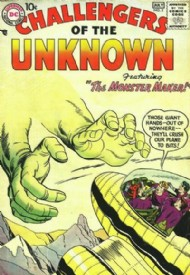 Challengers of the Unknown (Series 2) 1991 #2