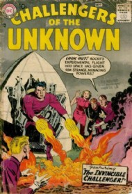 Challengers of the Unknown (Series 2) 1991 #3