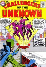 Challengers of the Unknown (Series 2) 1991 #4