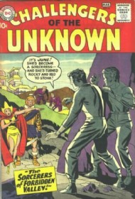 Challengers of the Unknown (Series 2) 1991 #6
