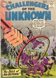 Challengers of the Unknown (Series 2) 1991 #7