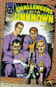 Challengers of the Unknown (Series 3) 1997 - 1998 #1